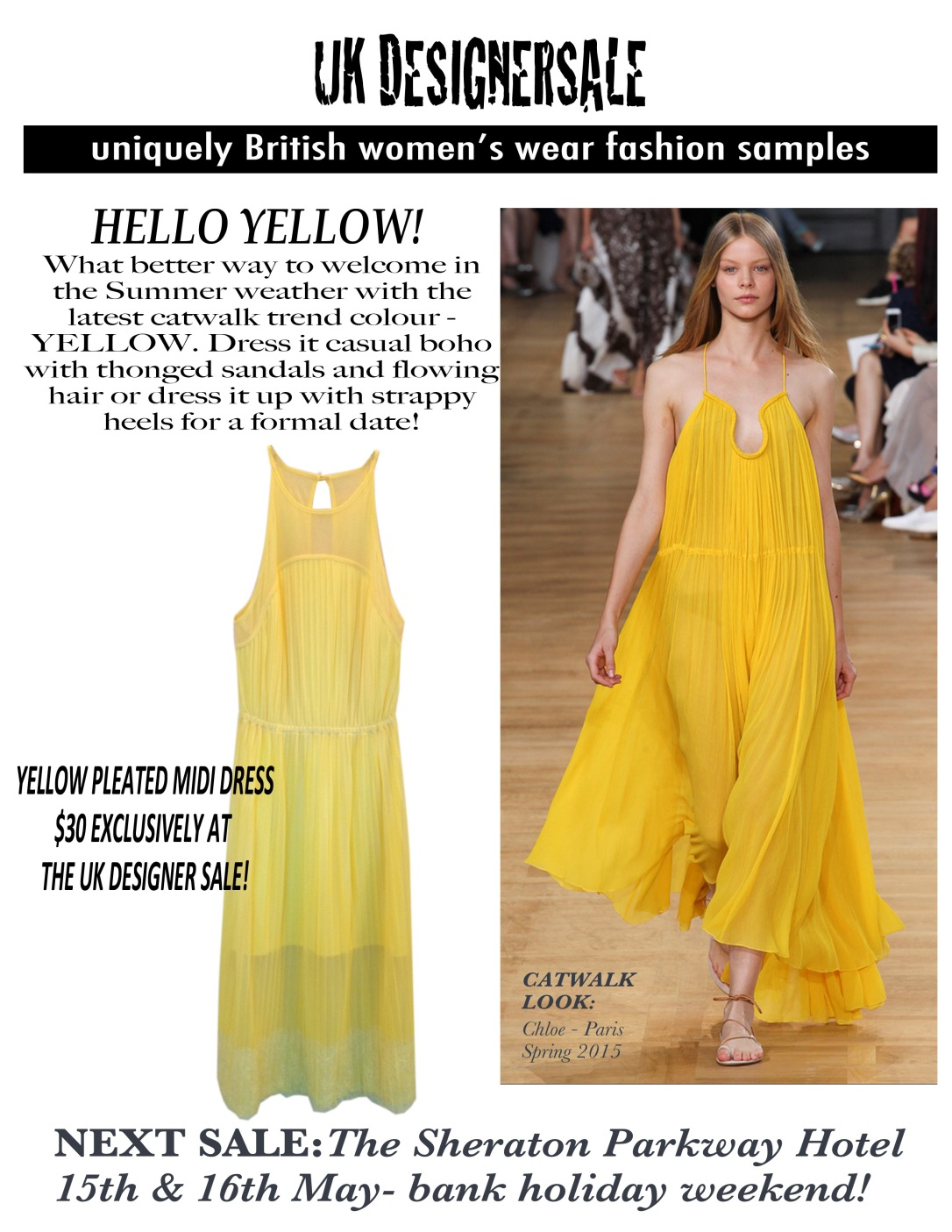BLOG HELLO YELLOW